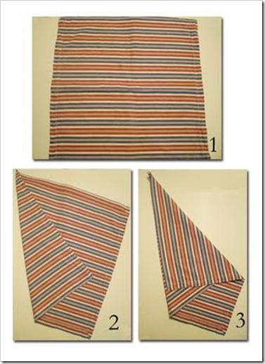 dobradura de guardanapo - gravata.1jpg
