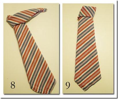 dobradura de guardanapo - gravata.4jpg